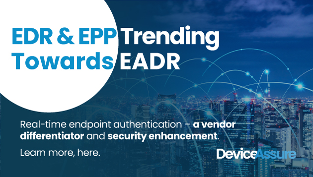 EDR and EPP Trending Towards EADR Image